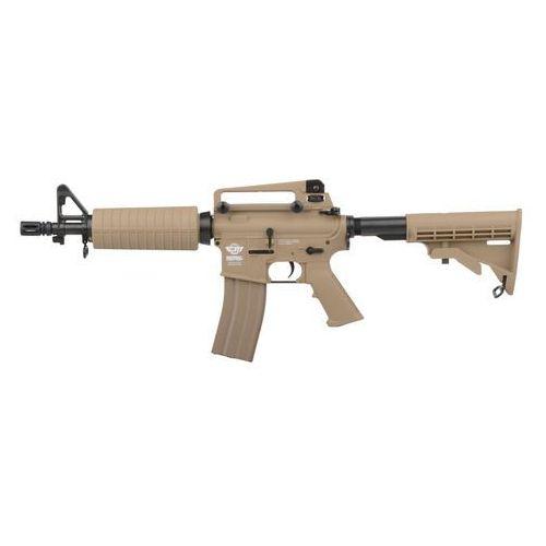 Replika karabinka G&G CM16 Carbine Light DST - tan