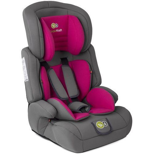 Fotelik samochodowy KINDERKRAFT Comfort Up Różowy + DARMOWY TRANSPORT! (5902021219650)