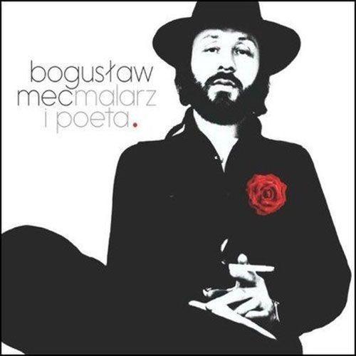 Parlophone music poland Malarz i poeta [p] - bogusław mec (płyta cd) (5907592140006)