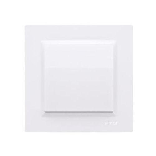 Włącznik pojedynczy simon 10 biały marki Kontakt simon