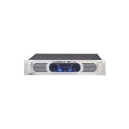 DAP Audio P-500 Silver wzmacniacz mocy - sprawdź w wybranym sklepie