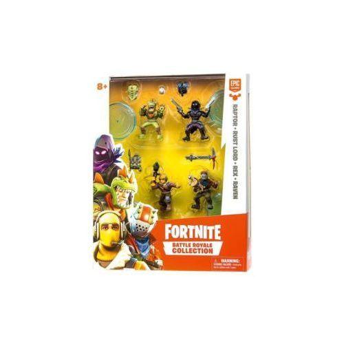 Figurki fortnite 4-pak z akcesoriami legendarny squad marki Epee