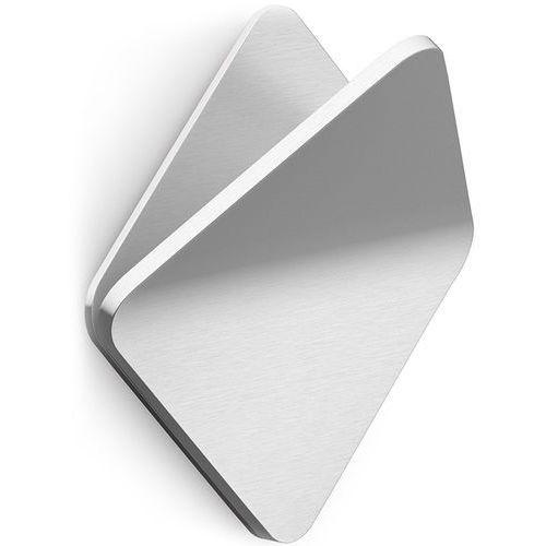 Wieszak stalowy, kwadratowy na ręcznik Olfo Zack (40348)