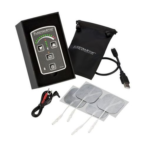 Zestaw do elektrostymulacji - ElectraStim Flick Stimulator Pack EM60-E