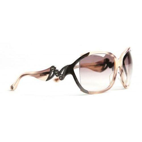 Okulary słoneczne  mo 591/strass 04 marki Moschino