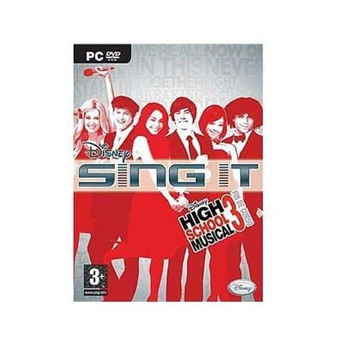 Disney Sing It High School Musical (PC)