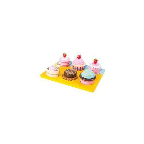 Rekwizyty do zabawy w gotowanie dla Dzieci Babeczki i ciasteczka, 10149
