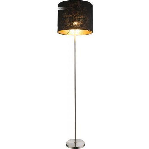 Globo AMY Lampa Stojąca Nikiel matowy, 1-punktowy - Nowoczesny - Obszar wewnętrzny - AMY - Czas dostawy: od 6-10 dni roboczych (9007371341382)