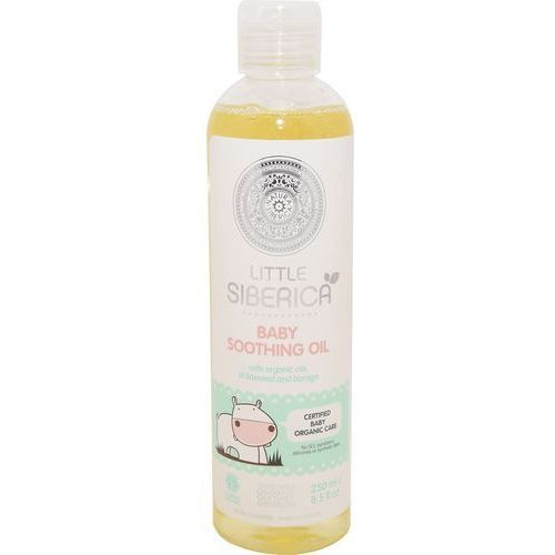 Little siberica / natura siberica - rosja Oliwka łagodząca dla dzieci 250 ml - little siberica (4744183011359)