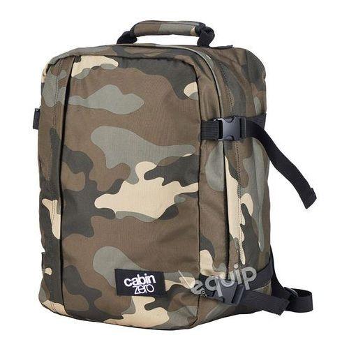 Plecak torba podręczna mini + pokrowiec organizer gratis - urban camo marki Cabinzero