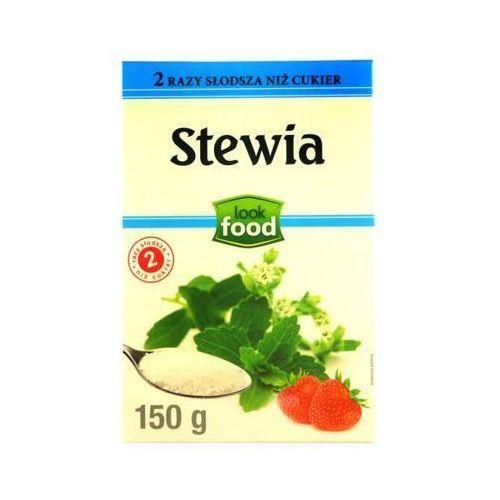 Look food 150g stewia 2 razy słodsza niż cukier