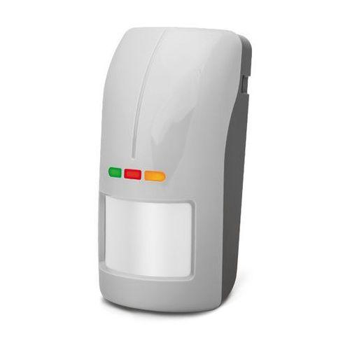 OPAL Pro GY Cyfrowa dualna czujka ruchu, zewnętrzna, szara, bez uchwytu Satel