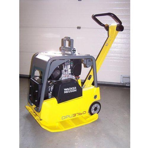 Zagęszczarka Wacker DPU 3760, Model - DPU3760H -TS e-starter