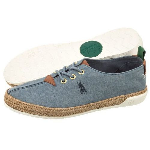 Tenisówki FLY London Elil Canvas Sky Blue (Cord) P143961000 (FL225-a)