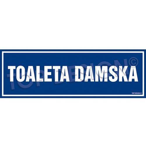 Toaleta damska marki Top design