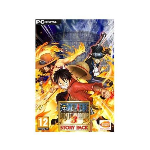 One Piece Pirate Warriors 3 Story Pack (PC)