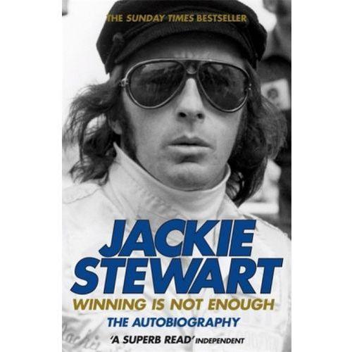 Winning is Not Enough, Stewart, Jackie