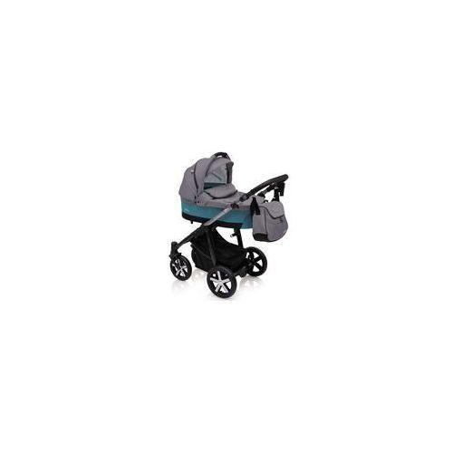 W�zek wielofunkcyjny Husky Lupo Baby Design (turkusowy + winter pack 2018)