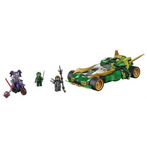 70641 NOCNA ZJAWA NINJA (Ninja Nightcrawler) KLOCKI LEGO NINJAGO. Najniższe ceny, najlepsze promocje w sklepach, opinie.