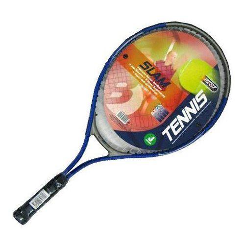Rakieta do tenisa dziecięca - 53,5cm SLAM + POKROWIEC - sprawdź w wybranym sklepie