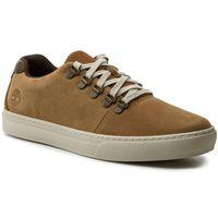 Sneakersy TIMBERLAND - Dauset Leather Apline Ox TB0A1XNA231 Wheat Nubuck, w 5 rozmiarach