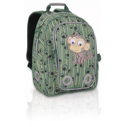 Topgal Plecak dla najmłodszych.  nun 300 e - green