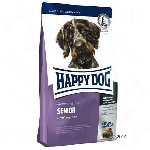 fit & well senior 1 kg- rób zakupy i zbieraj punkty payback - darmowa wysyłka od 99 zł marki Happy dog