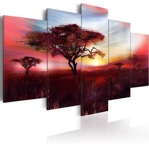 Artgeist Obraz - wild savannah