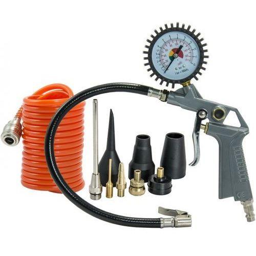 Komplet akcesoriów pneumatycznych a532008 (10 elementów) marki Pansam