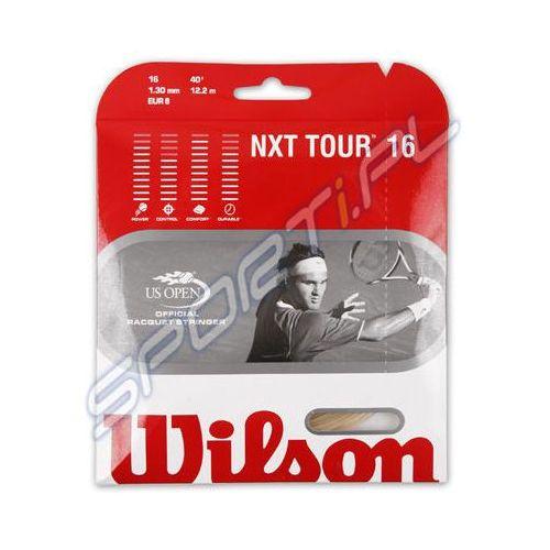 Wilson Naciąg nxt tour 16 9207 - tour