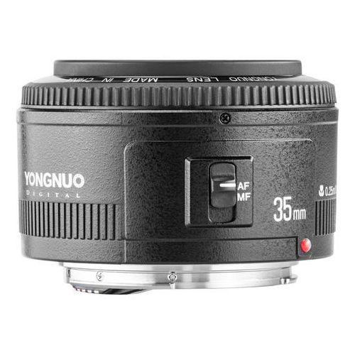 Yongnuo YN 35 mm f/2.0 C (mocowanie Canon EF), YN 35mm 2.0