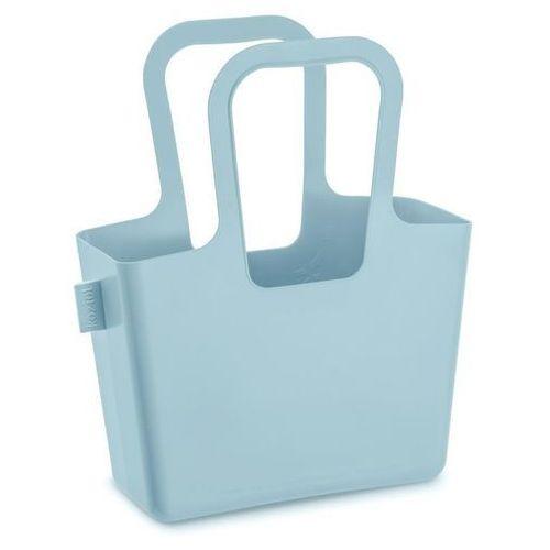 Wielofunkcyjna torba na zakupy, plażę taschelino - kolor niebieski, marki Koziol