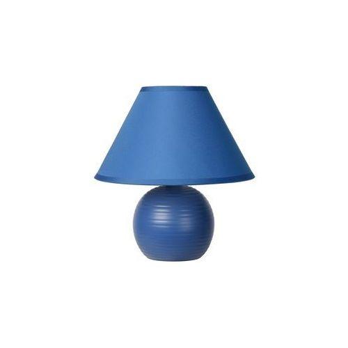 Lucide 14550/81/35 - lampa stołowa kaddy 1xe14/esl 9w/230v
