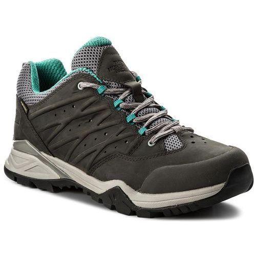 The north face Trekkingi - hedgehog hike ii gtx gore-tex t939ib4fz q-silver grey/porcelain green