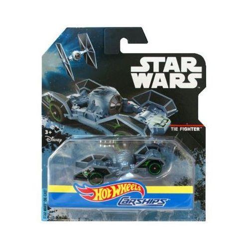 Hot Wheels Star Wars Autostatki kosmiczne Classic Tie Fighter