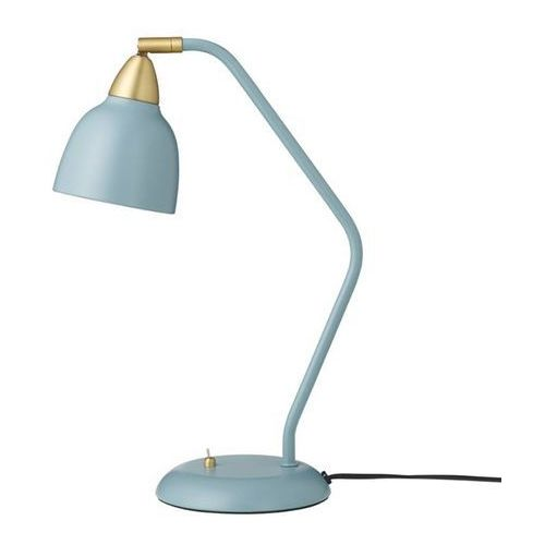 Super living Urban table-lampa stojąca metal & mosiądz wys.45cm (5710825006600)