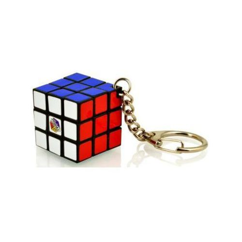 Tm toys Gra logiczna kostka rubika breloczek 3x3 (5908273080062)