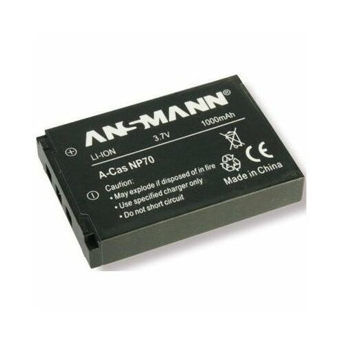 Akumulator ANSMANN 1000 mAh do Casio A-Cas NP 70, AFANS044498 (488872)
