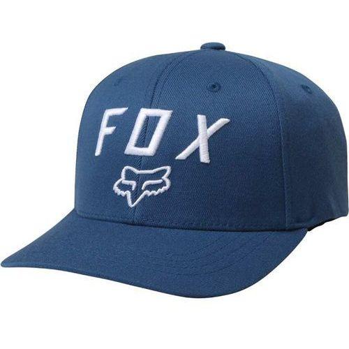 Czapka z daszkiem - legacy moth 110 snapback dusty blue (157) rozmiar: os marki Fox