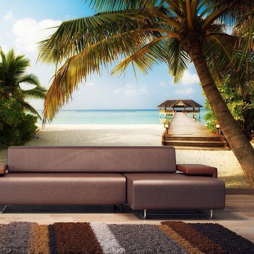 Artgeist Fototapeta - rajska plaża
