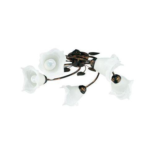 Lampex Plafon bluszcz 5 090/5 c+m * - - sprawdź kupon rabatowy w koszyku