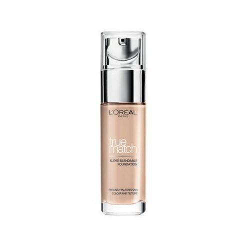 L'oréal podkład true match super blendable foundation - 8d/8w cappuccino dore - 30 ml (3600522862598)