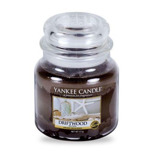 driftwood 411 g świeczka zapachowa marki Yankee candle
