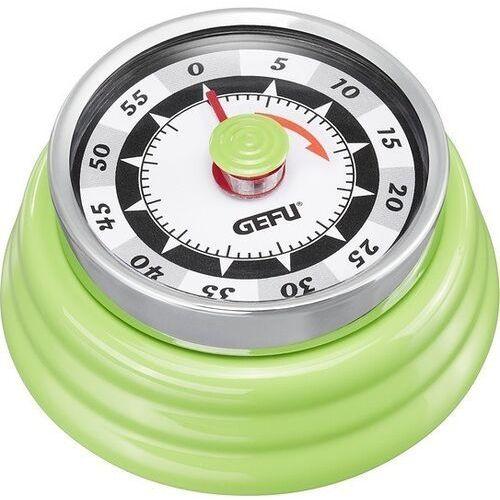 Minutnik z magnesem retro zielony marki Gefu