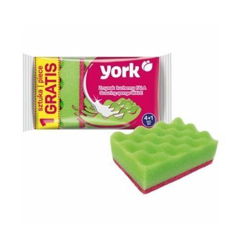 Zmywak kuchenny fala 030220 (5 sztuk) marki York