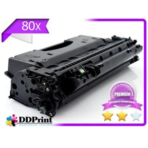 Dd-print Toner 80x - cf280x do hp pro 400 m401dn, m425dw, m425dn, - premium 7k - zamiennik