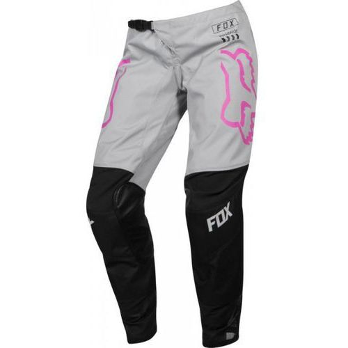 Fox Spodnie off-road junior lady 180 mata black/pink
