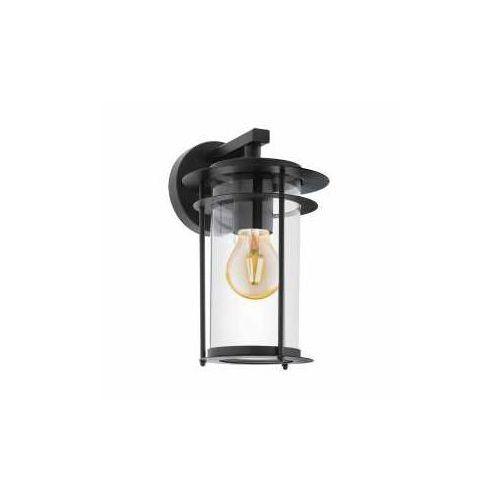 Eglo Kinkiet valdeo 96239 lampa ścienna 1x60w e27 czarny (9002759962395)