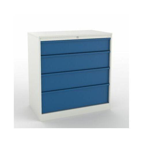 Szafa narzędziowa z 4 szufladami szw 301 do warsztatu na klucz marki Malow