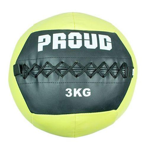 Piłka lekarska Proud Medicine ball 1.0 - 3kg - TSR